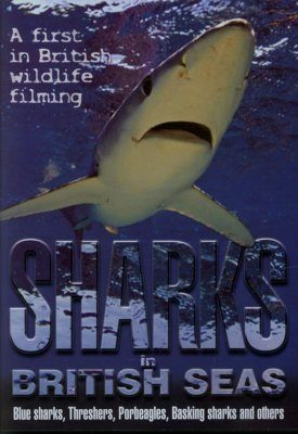 Sharks in British Seas - DVD (All Regions)
