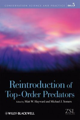 Reintroduction of Top-Order Predators