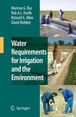 Water Requirements for Irrigation and the Environment