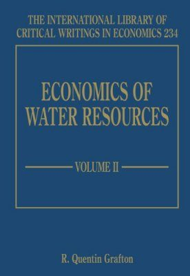 Economics of Water Resources (2-Volume Set)
