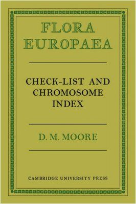 Flora Europaea: Checklist and Chromosome Index