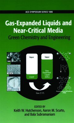 Gas-Expanded Liquids and Near-Critical Media