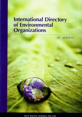 International Directory of Environmental Organizations
