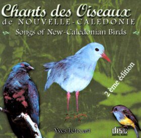 Songs of New-Caledonian Birds