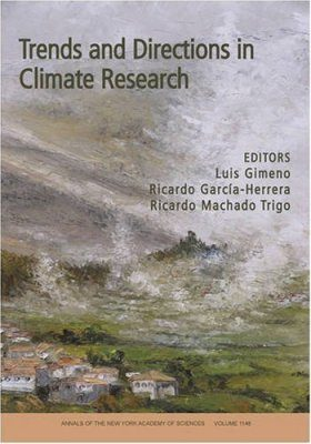 Trends and Directions in Climate Research
