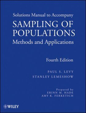 Sampling of Populations (Solutions Manual)