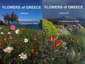 Flowers of Greece (2-Volume Set)