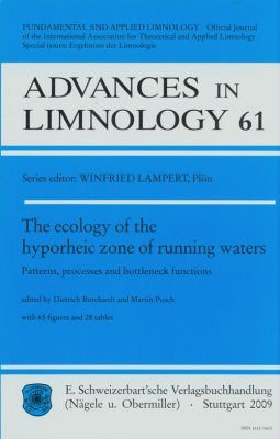 The Ecology of the Hyporheic Zone of Running Waters