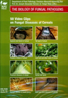 50 Video Clips of Fungal Diseases of Cereals