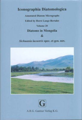 Iconographia Diatomologica, Volume 20: Diatoms in Mongolia