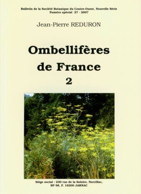 Ombellifères de France, Tome 2 [Umbelliferae of France, Volume 2]