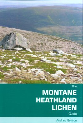The Montane Heathland Lichen Guide