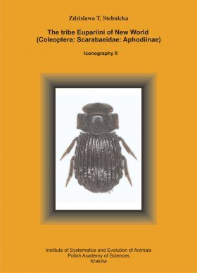 The Tribe Eupariini of the New World (Coleoptera: Scarabaeidae: Aphodiinae)