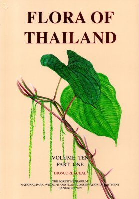 Flora of Thailand, Volume 10, Part 1