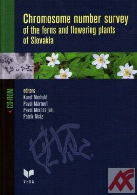 Chromosome Number Survey of the Ferns and Flowering Plants of Slovakia