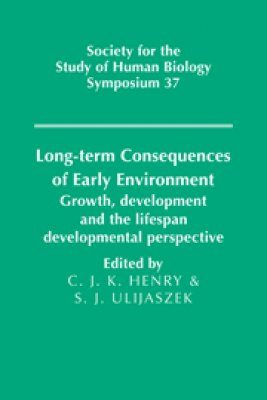 Long-Term Consequences of Early Environment