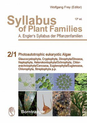 Syllabus of Plant Families, Volume 2/1: Photoautotrophic Eukaryotic Algae