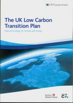 The UK Low Carbon Transition Plan