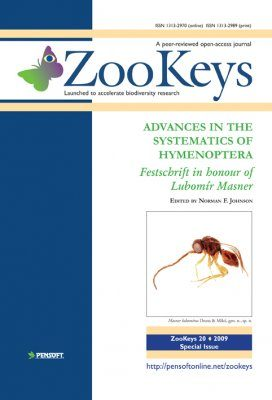 ZooKeys 20: Advances in the Systematics of Hymenoptera. Festschrift in Honour of Lubomir Masner