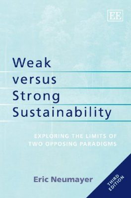 Weak Versus Strong Sustainabilty