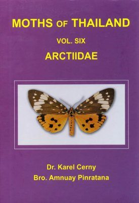 Moths of Thailand, Volume 6: Arctiidae