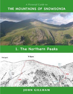 A Pictorial Guide to the Mountains of Snowdonia, Volume 1