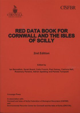 Red Data Book for Cornwall and the Isles of Scilly