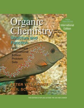 Organic Chemistry (International Edition)