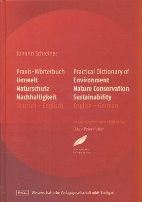 Practical Dictionary of Environment, Nature Conservation, Sustainability