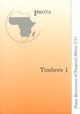 Plant Resources of Tropical Africa, Volume 7, Part 1