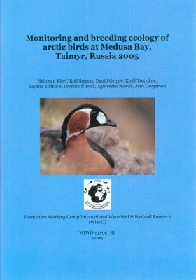 Monitoring and Breeding Ecology of Arctic Birds at Medusa Bay, Russia 2005