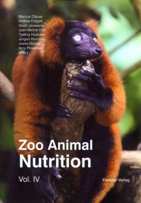 Zoo Animal Nutrition IV