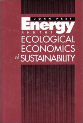 Energy and the Ecological Economics of Sustainability