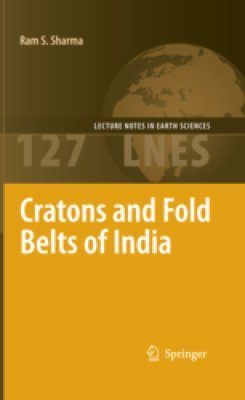 Cratons and Fold Belts of India