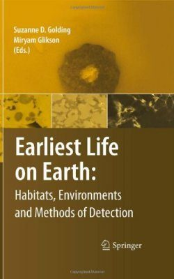 Earliest Life on Earth