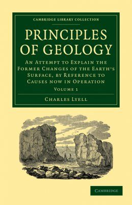 Principles of Geology (3-Volume Set)