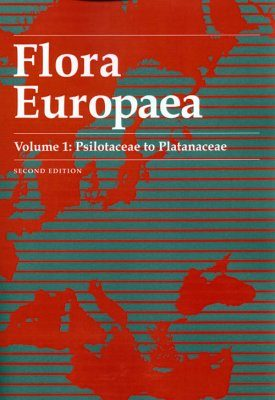 Flora Europaea (5-Volume Set)
