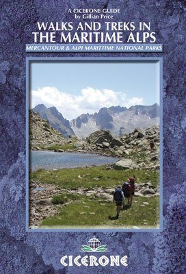 Cicerone Guides: Walks and Treks in the Maritime Alps