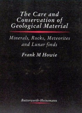Care and Conservation of Geological Material
