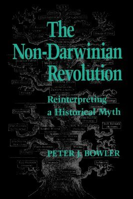 The Non-Darwinian Revolution