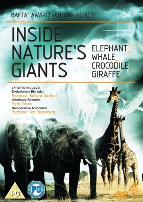Inside Nature's Giants, Season 1 (Region 2)