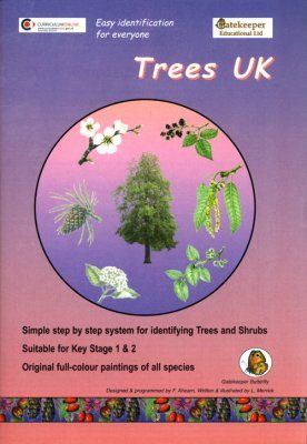 Trees UK CD-ROM