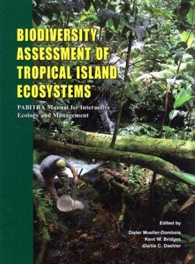 Biodiversity Assessment of Tropical Island Ecosystems