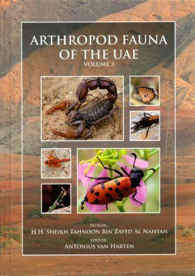 Arthropod Fauna of the UAE, Volume 3