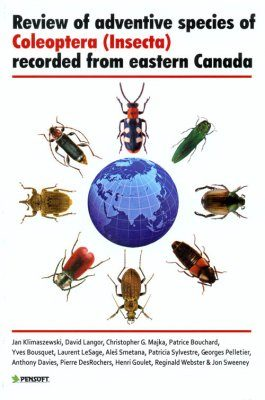 Review of Adventive Species of Coleoptera (Insecta) Recorded from Eastern Canada
