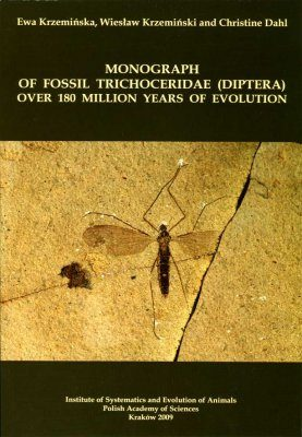 Monograph of Fossil Trichoceridae (Diptera) Over 180 Million Years of Evolution