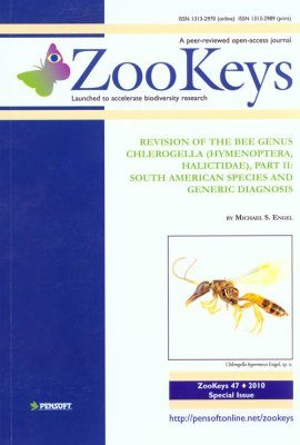 ZooKeys 47: Revision of the Bee Genus Chlerogella (Hymenoptera, Halictidae), Part II: South American Species and Generic Diagnosis