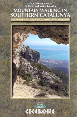 Cicerone Guides: Mountain Walking in Southern Catalunya