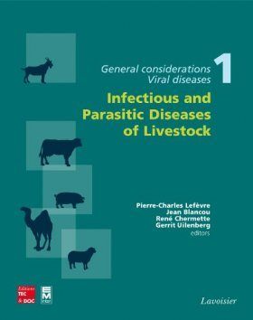 Infectious and Parasitic Diseases of Livestock