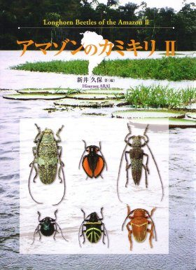 Longhorn Beetles of the Amazon, Volume 2 [Japanese]